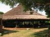 Restaurant-Pavillon im KASAPA Centre