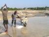 Salzgewinnung aus Meerwasser