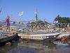 At the fishing harbour of Nyanyano