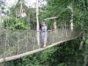 At the Kakum National Park